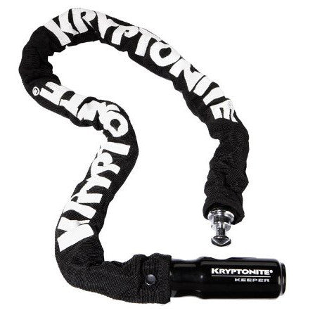 Kryptonite - Kryptonite Bike Lock Keeper 785 Integrated Chain , Critical Cycles