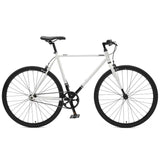 Critical Cycles - Harper Single-Speed / Fixie White and Black / 43cm / xs, Critical Cycles - 11