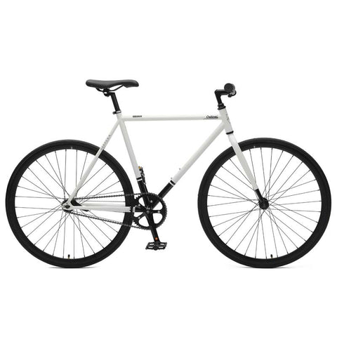 Critical Cycles - Harper Coaster Single-Speed White and Black / 43cm / xs, Critical Cycles - 3