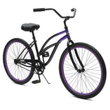 Critical Cycles - Chatham-1 Step-Thru Single-Speed Beach Cruiser Bike , Critical Cycles - 10