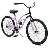 Critical Cycles - Chatham-1 Step-Thru Single-Speed Beach Cruiser Bike , Critical Cycles - 4