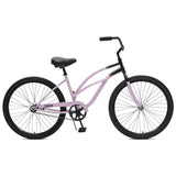 Critical Cycles - Chatham-1 Step-Thru Single-Speed Beach Cruiser Bike Blush Pink, Critical Cycles - 3