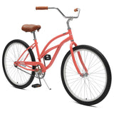 Critical Cycles - Chatham-1 Step-Thru Single-Speed Beach Cruiser Bike , Critical Cycles - 6