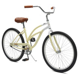 Critical Cycles - Chatham-1 Step-Thru Single-Speed Beach Cruiser Bike , Critical Cycles - 12
