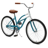 Critical Cycles - Chatham-1 Step-Thru Single-Speed Beach Cruiser Bike , Critical Cycles - 8