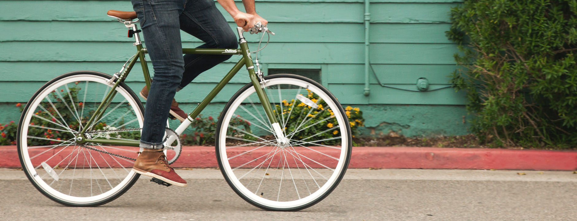 Harper Fixed-Gear / Single-Speed Bike