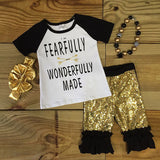 """Fearfully & Wonderfully Made"" Wholesale Lot-Outfits & Sets-CKCC-Cute Kids Clothing"