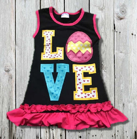 LOVE Summer Boutique Dress-Dresses-CKCC-Cute Kids Clothing
