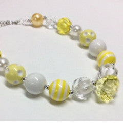 The Sunshine Chunky Necklace-Necklaces & Pendants-CKCC-Cute Kids Clothing