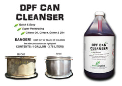 DPF Can Cleanser