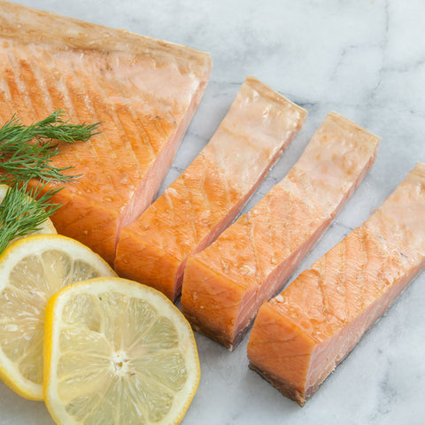 Kippered / Baked Salmon