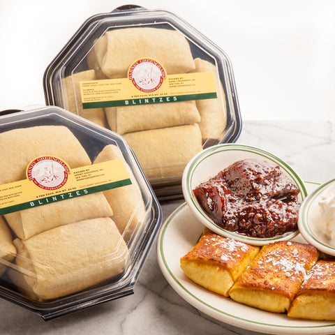 Homemade Cheese Blintzes (pkg of 8)