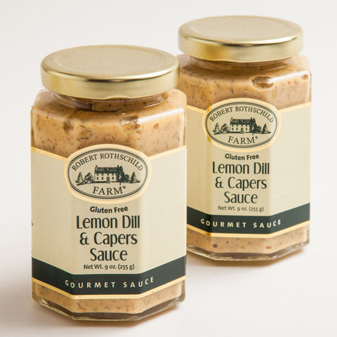 Lemon Dill & Capers Sauce