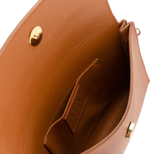 Adele Clutch - Saddle ARV