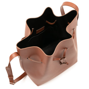 Viola Bucket Bag - Brun Bucket Bag ARV  Edit alt text