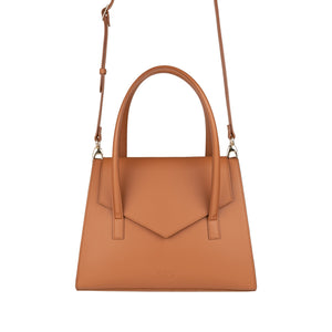 Trixie Handbag - Saddle ARV