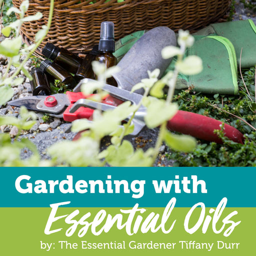 Gardening with Essential Oils Facebook Class - Your Oil Tools