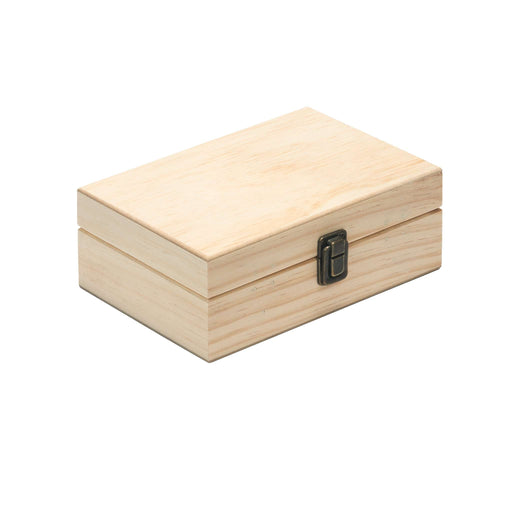 24 Oil Wooden Box - Your Oil Tools