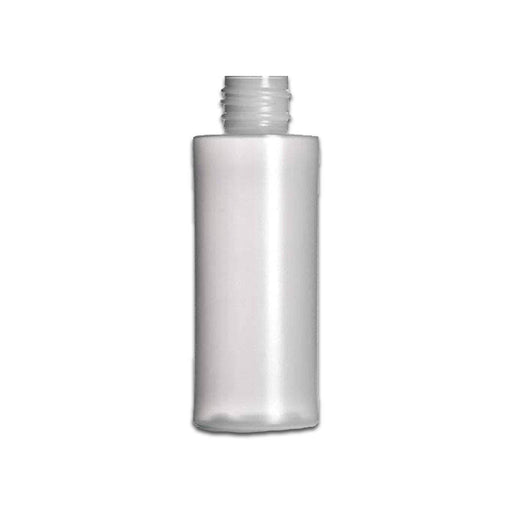 2 oz HDPE Natural Plastic Bottle (Cap NOT Included) - Your Oil Tools