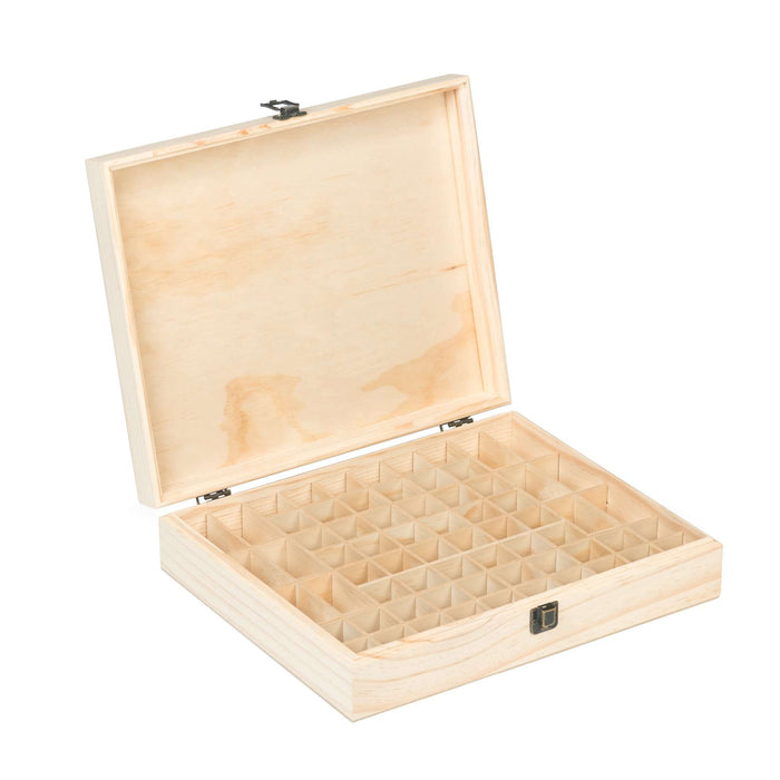 68 Oil Wooden Box - Your Oil Tools