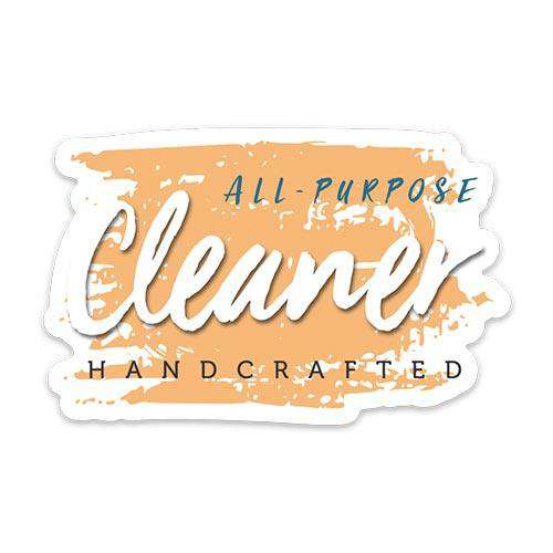 All Purpose Cleaner Label - Your Oil Tools