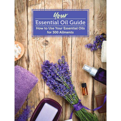 Your Essential Oil Guide - eBook - Your Oil Tools