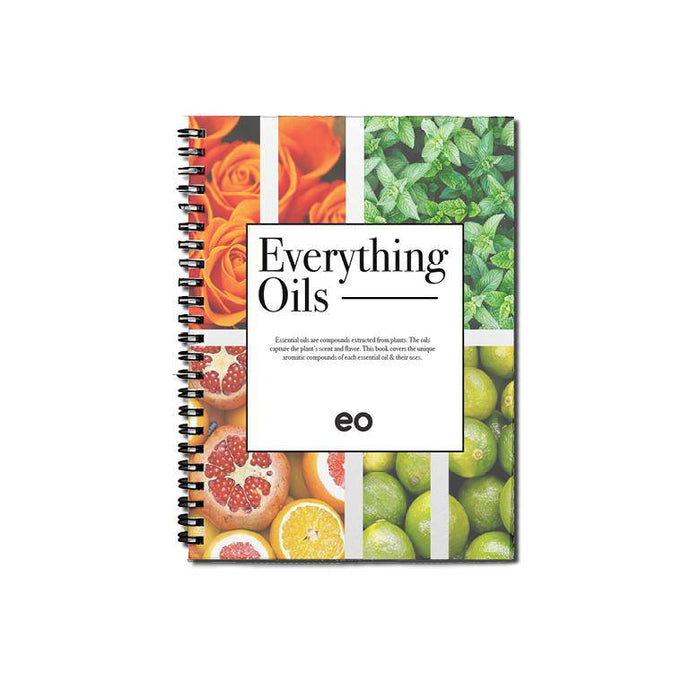 Everything Oils Book