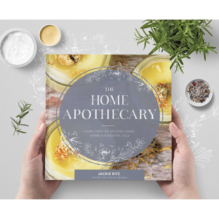 The Home Apothecary - Your Oil Tools