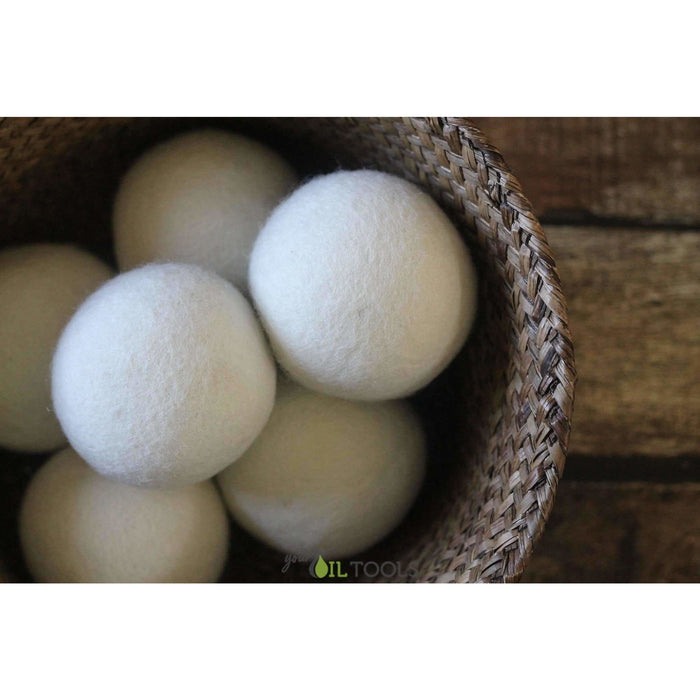 Wool Dryer Balls (Pack of 6) - Your Oil Tools