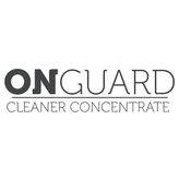 On Guard Cleaner Concentrate Label