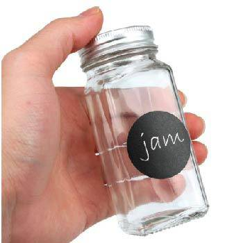 4 oz Glass Spice Jars Square Glass Bottles (12 pcs) - Your Oil Tools