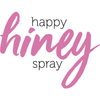 Happy Hiney Spray Label