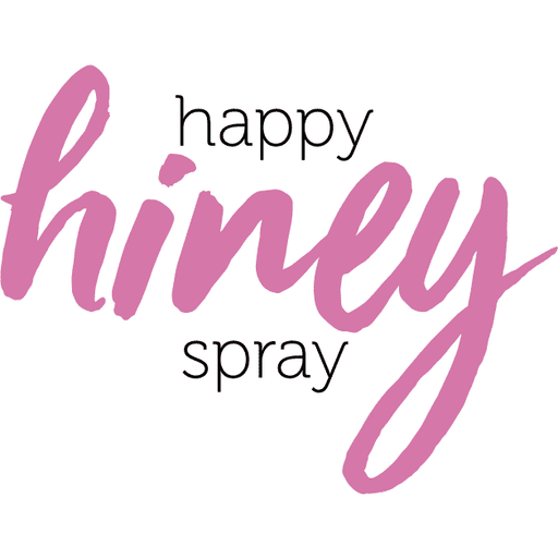 Happy Hiney Spray Label - Your Oil Tools