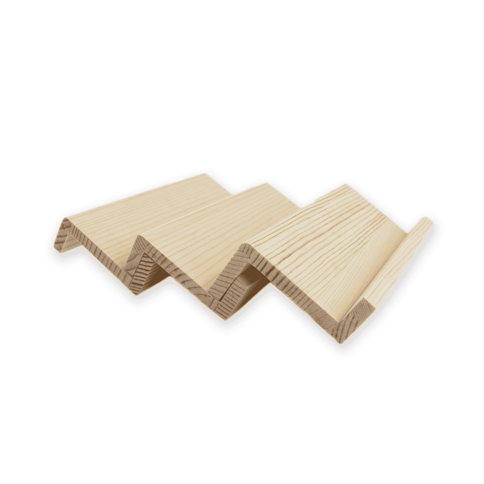 Essential Oil Wooden Display - Set of 3