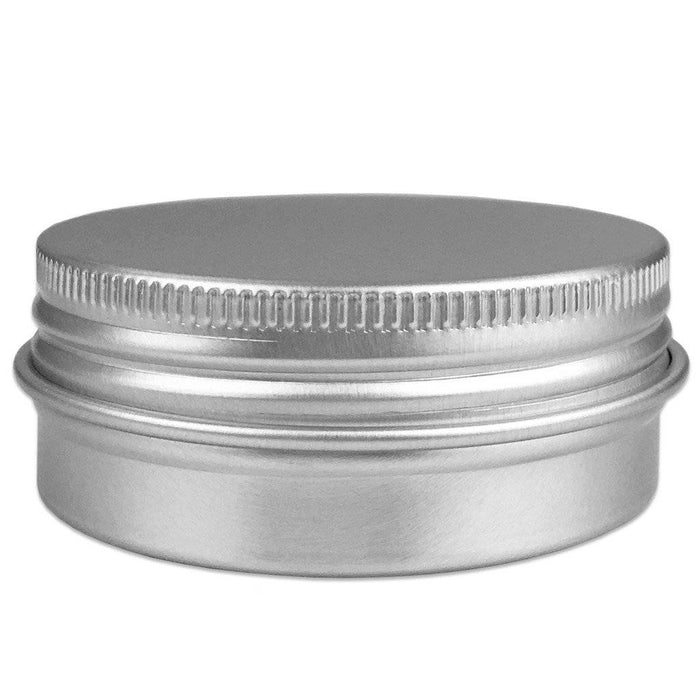 30 ml Aluminum Tin Jar w/ Screw Top Lid - Your Oil Tools