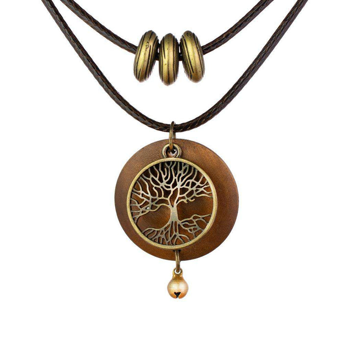 The Tree Aroma Necklace - Your Oil Tools