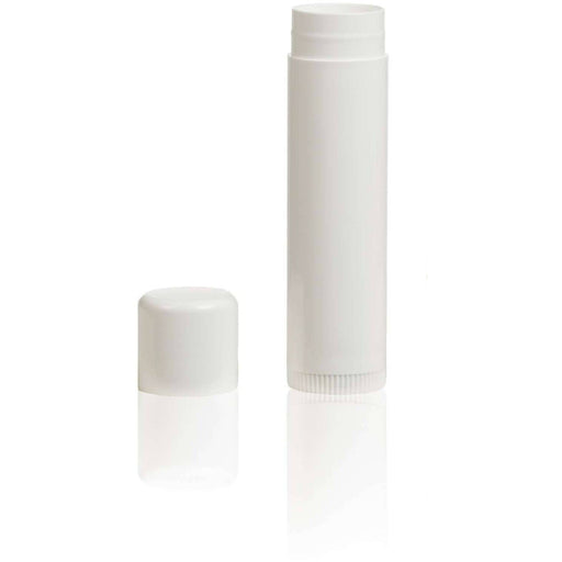 White Lip Balm Dispensers - Your Oil Tools