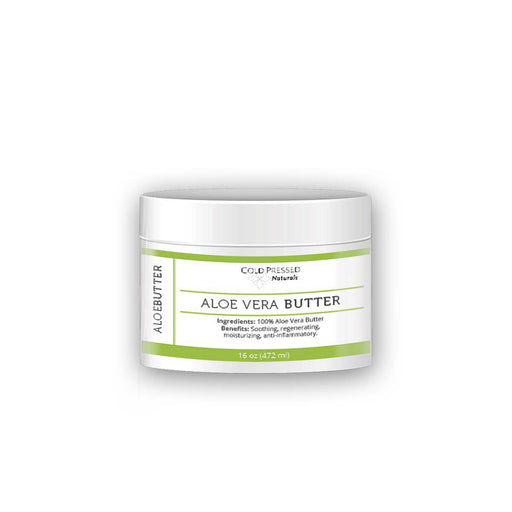 16 oz Organic Aloe Vera Butter - Your Oil Tools