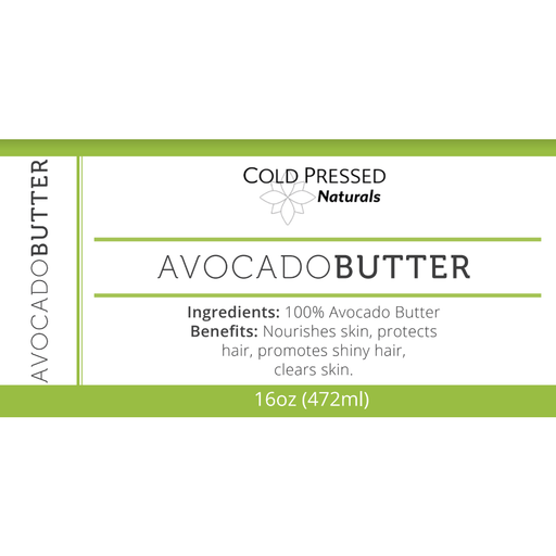 16 oz Avocado Butter - Your Oil Tools