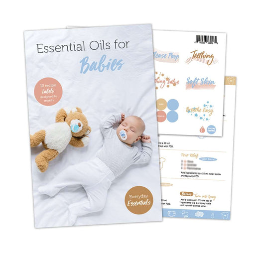 Make & Take: Babies - Your Oil Tools