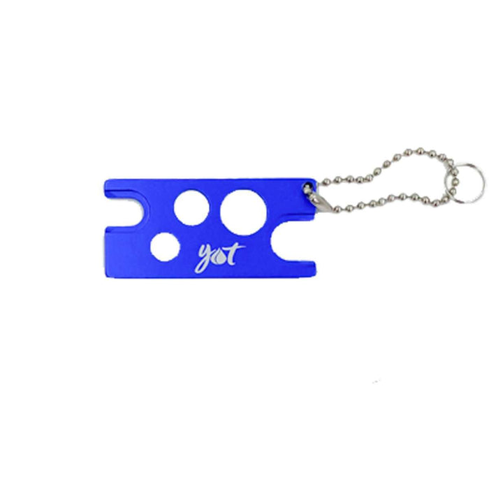 Blue YOT Oil Key - Your Oil Tools