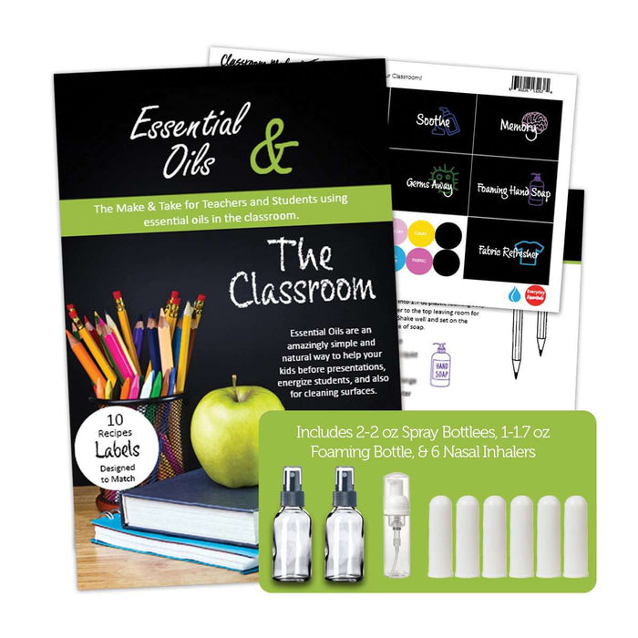DIY Kit: Classroom - Your Oil Tools