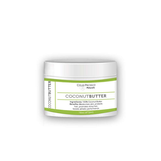 16 oz Organic Coconut Butter - Your Oil Tools