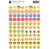 Lid Stickers (Emojis) - Your Oil Tools