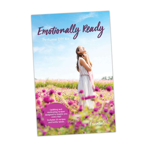 Emotionally Ready Recipe Bi-Fold - Your Oil Tools