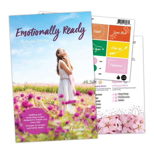Make & Take: Emotionally Ready - Your Oil Tools