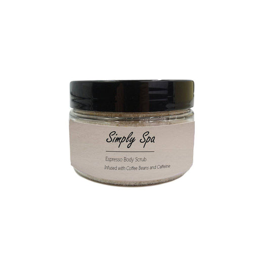 Espresso Body Scrub (4 oz) - Your Oil Tools