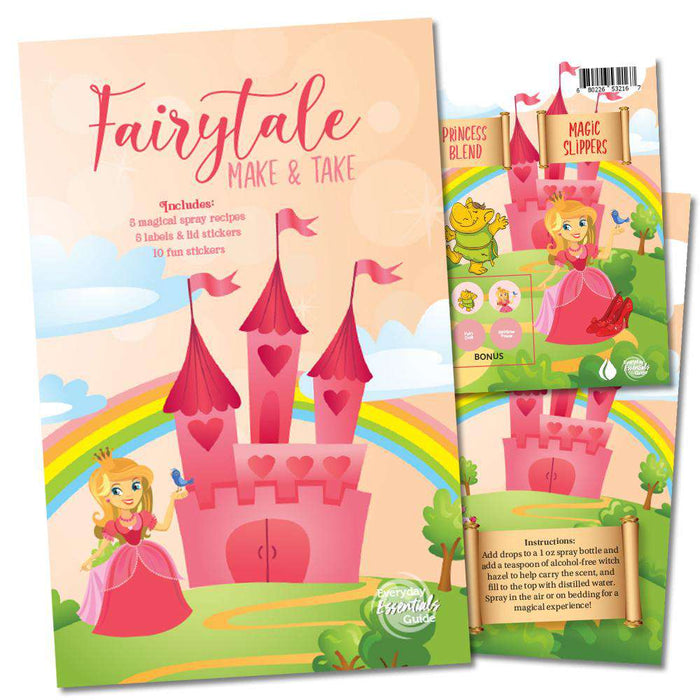 Make & Take: Fairy Tale - Your Oil Tools