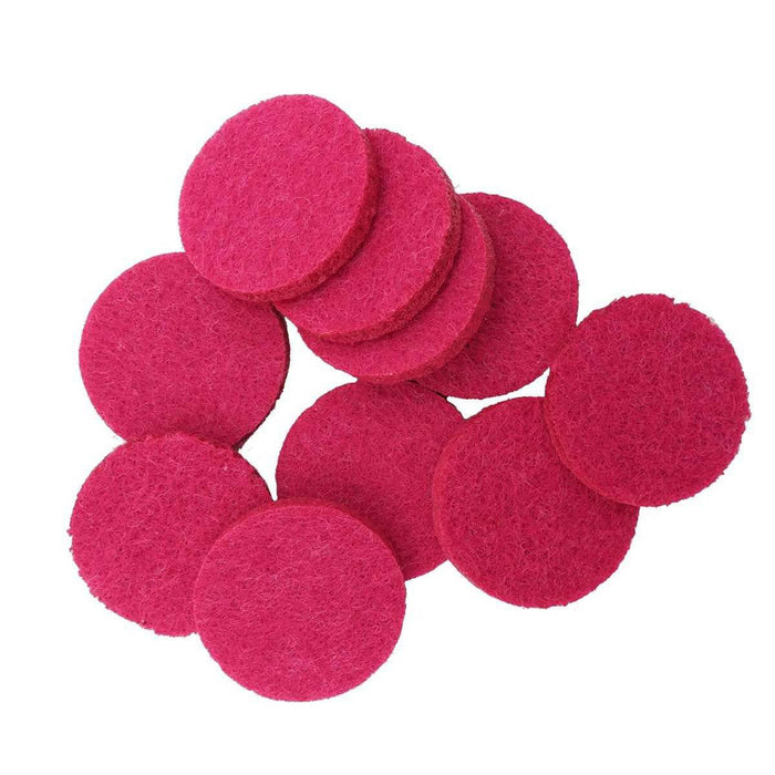 Fuchsia Replacement Pads (Pack of 10) - Your Oil Tools