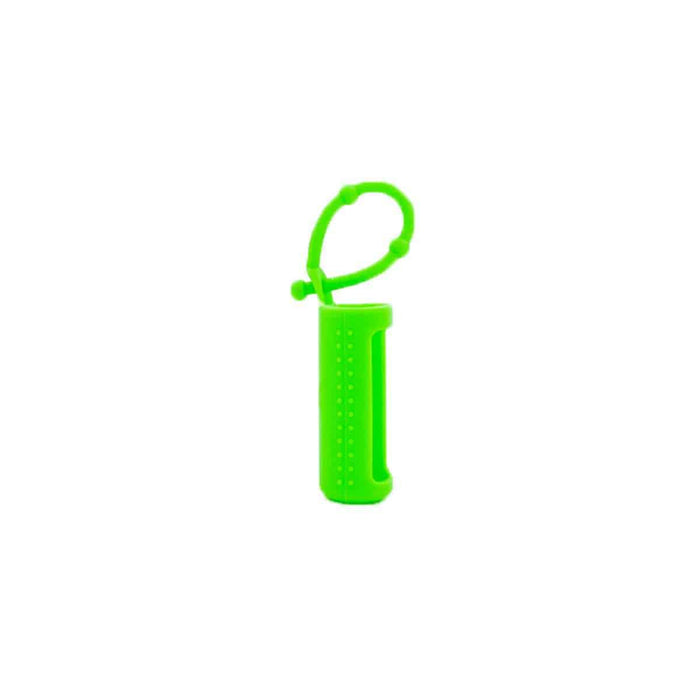 10 ml Silicone Bottle Holder (Green) - Your Oil Tools
